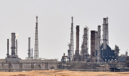 Left or right aramco