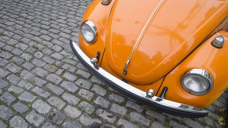 Left or right fusca