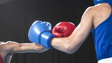 Left or right boxe